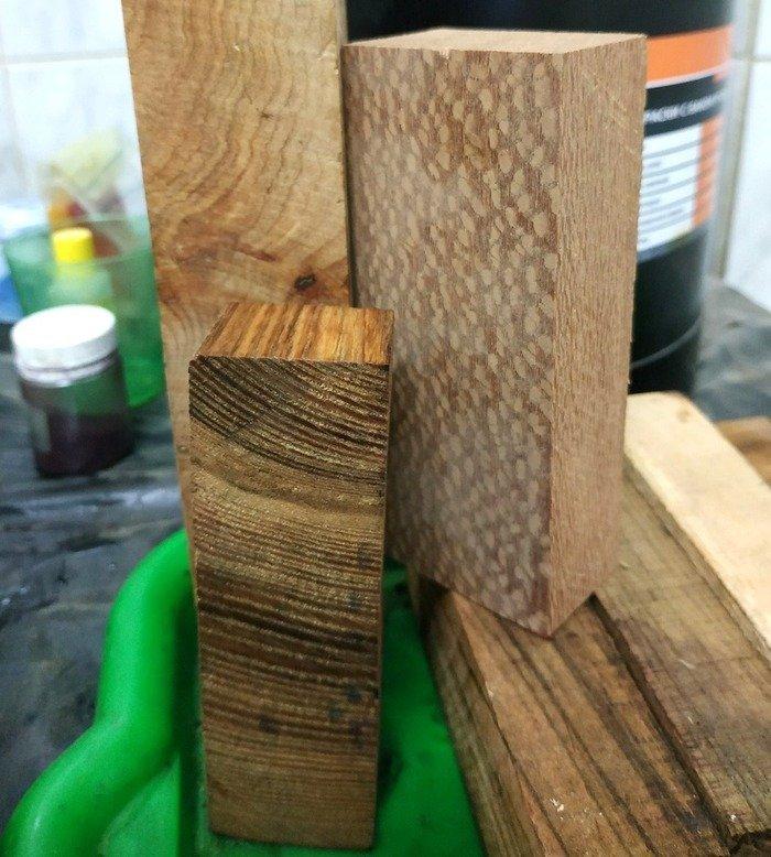 Деревянные бруски для стабилизации