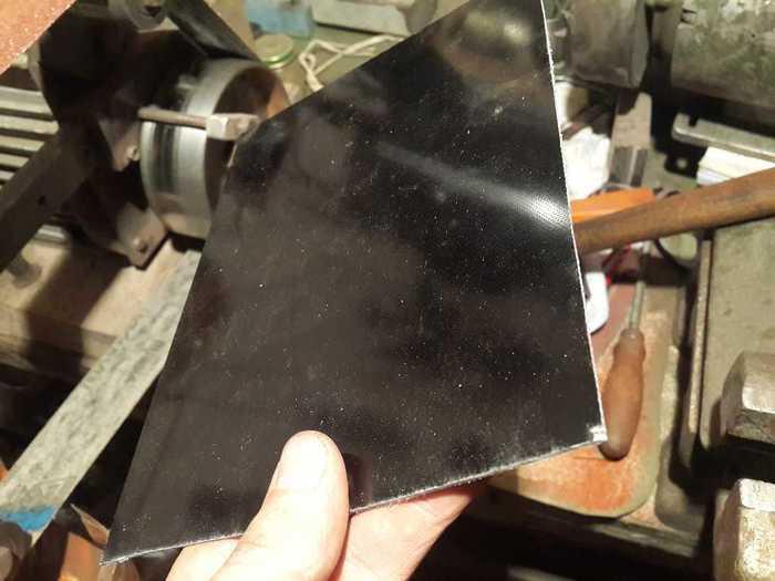 Проставка на рукоять ножа из стеклотекстолита