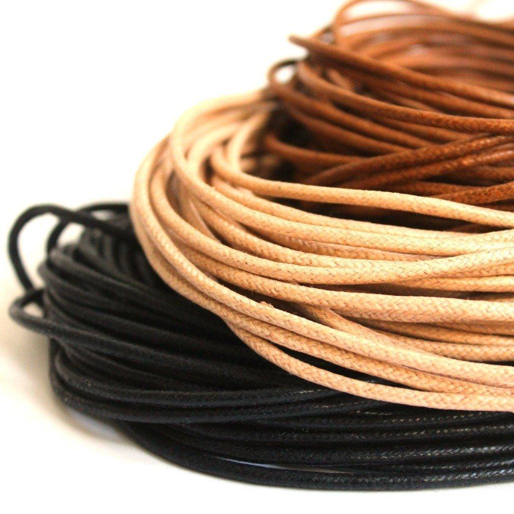 шнур вощеный для кожи