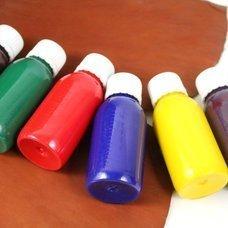 краски для обработки кожи